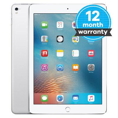 Apple iPad Pro 2nd Gen. 256GB, Wi-Fi, 12.9in - Silver - Pristine Condition (A)