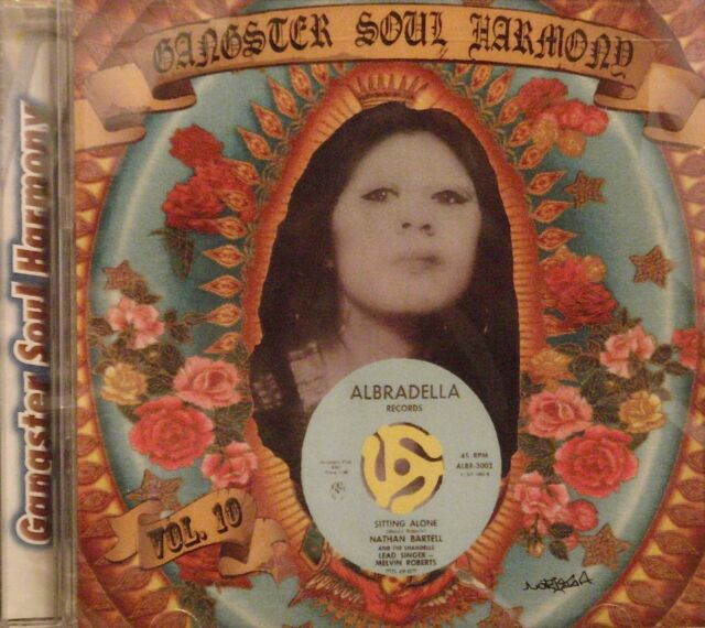 Gangster Soul Harmony, Vol  10 by Various Artists (CD, Apr-2018, Sons of  Soul)