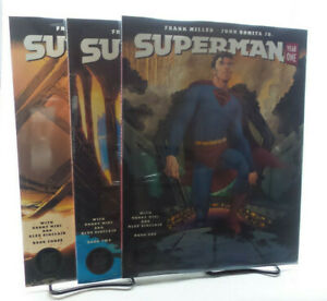 SUPERMAN-YEAR-ONE-BOOK-1-2-3-FRANK-MILLER-JOHN-ROMITA-JR-DC-COMICS-2019