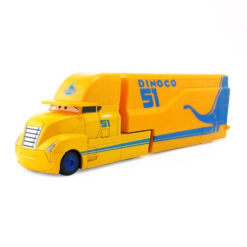Disney Pixar Cars Lightning McQueen Jackson Storm Mack Uncle Truck 1:55 Jouet Voiture