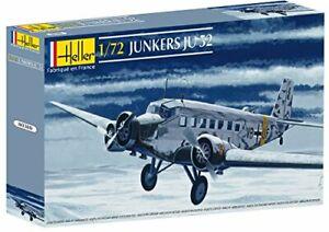 Heller-80380-034-Junker-JU-52-3M-Model-Kit-1-72-Scale