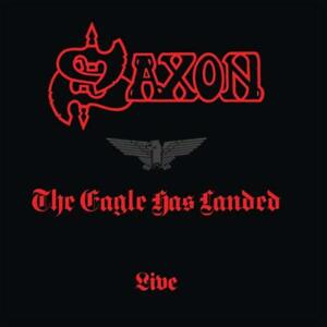 SAXON - THE EAGLE HAS LANDED: LIVE - NEW COLOURED VINYL LP