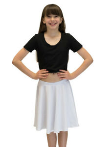 Vivian-039-s-Fashions-Skirts-Girls-Cotton-Long-Circle