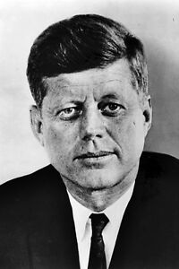 John F. Kennedy ( 35th President of the United States )