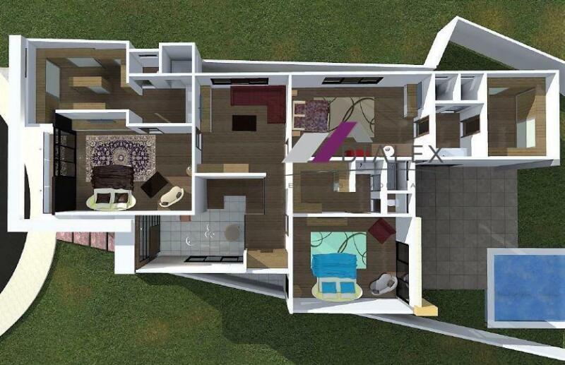 La Joya Privada Residencial -CARRETERA NACIONAL- Casa en Venta Monterrey Zona Sur