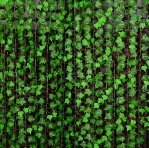 Room-Wedding-DIY-Artificial-FakeVine-Foliage-Flowers-Ivy-Leaf-Garland-Plants-New