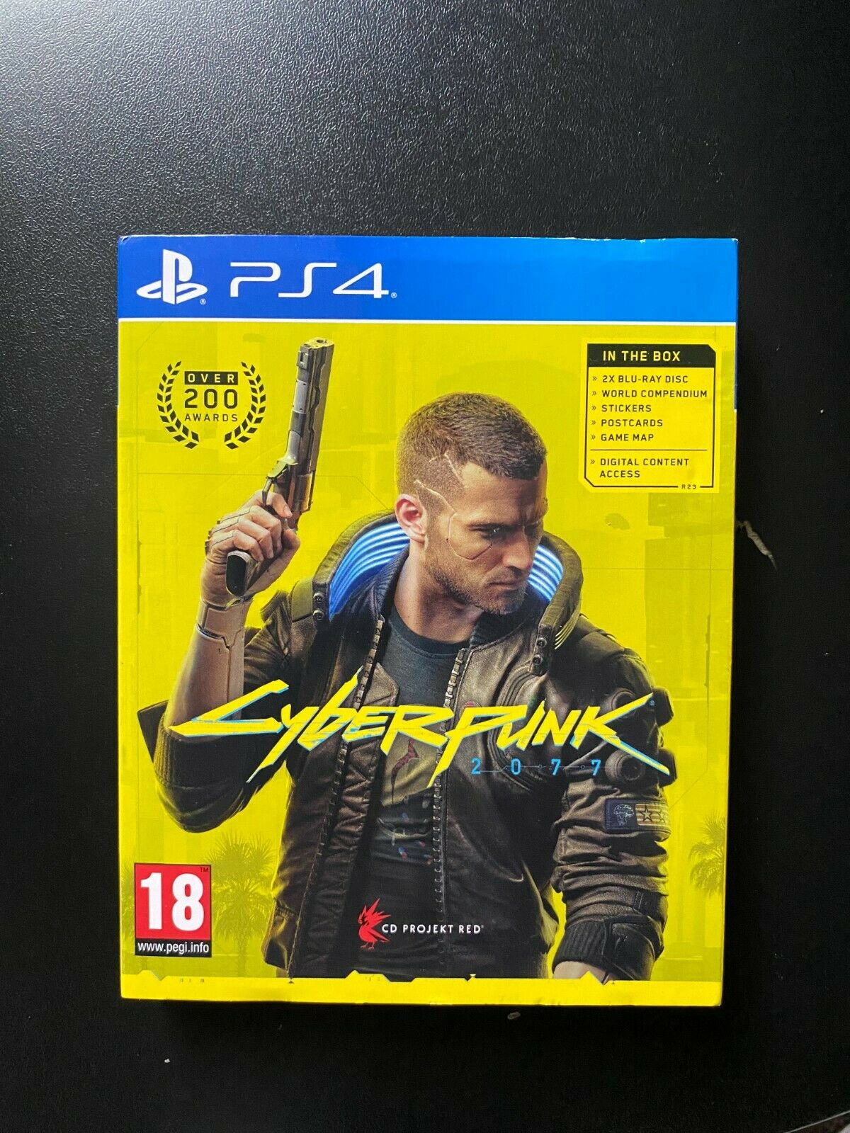 Cyberpunk 2077 PS4 PERFECT CONDITION