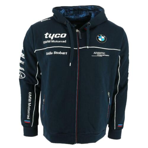 Motorcycle Racing Team Moto GP Motorrad For BMW Tyco Men/'s Sweatshirt Hoodie////