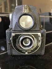 Ensign Ful-Vue Vintage Retro Camera Made In England With Case