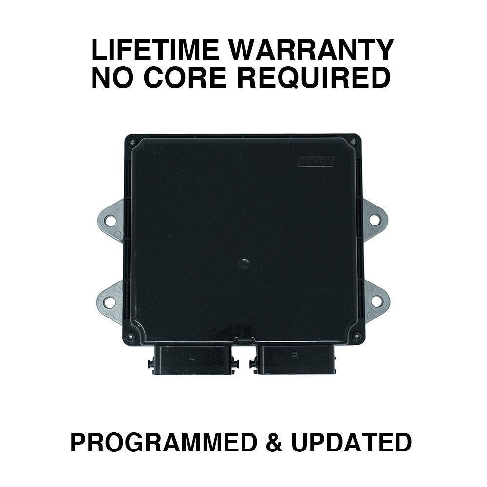 07 Mazda Cx-7 L33P18881K Engine Control ECU ECM EBX Module Computer Cx7
