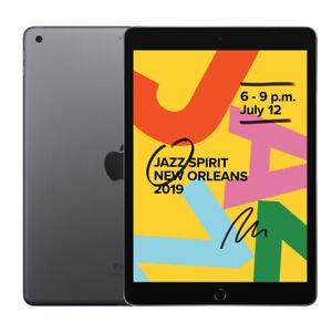Apple iPad 7 10.2 Inch 32GB 128GB WiFi Cellular 4G Unlocked 7th Gen 2019
