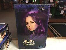 "2004 Sideshow Buffy Vampires Slayer 12"" 1/6 Figure MIB -  FAITH Exclusive"