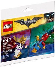 LEGO THE BATMAN MOVIE DISCO TEARS OF BATMAN CLOWN SEALED POLYBAG 30607