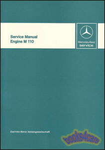 mercedes 280sl shop manual repair book factory service 1974 1985 rh ebay com 1969 Mercedes 280SL 1969 Mercedes 280SL