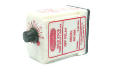 DAYTON 2A562 Encapsulated Timer Relay 1A PACK OF 2 Solid State