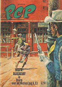 PEP-1967-nr-36-BLUEBERRY-COVER-WIM-LOOS-COMICS-BOEINGS-VAN-MORGEN