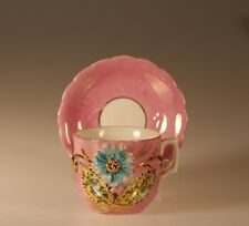 Early Demitasse Cup and Saucer, German c. 1890s