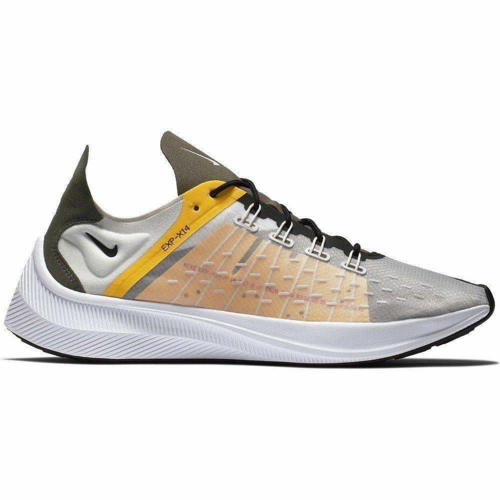 Sz 14 Nike Air EXP-X14 AO1554-002 Men's shoes  Light Bone   Mango SZ 9