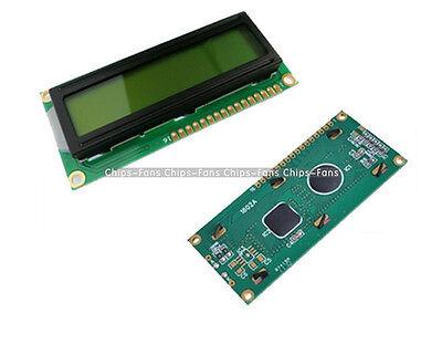 LCD Display Module LCM blue blacklight Character 1602 16x2 HD44780 3.3V 5V CF