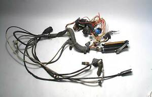 bmw e39 5 series automatic transmission gearbox wiring harness 1999