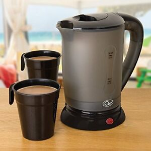 NEW-0-5LITRE-DUAL-240V-SMALL-ELECTRIC-TRAVEL-KETTLE-2-CUPS-IN-BLACK-COLOUR