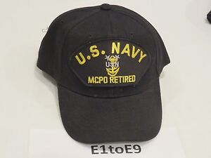 0b106061246 Image is loading US-NAVY-MCPO-RETIRED-MASTER-CHIEF-PETTY-OFFICER
