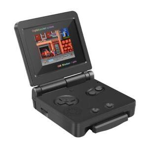 Portable-GB-PVP-Station-Game-Boy-Advance-SP-Console-Player-8Bit-50-Games-US-SHIP
