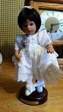 """Lee Middleton Classic Miniatures - """"Our Pride and Joy"""" doll"""