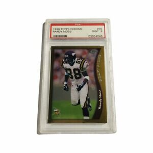Randy-Moss-1998-Topps-Chrome-PSA-9-Rookie-Card-RC-35