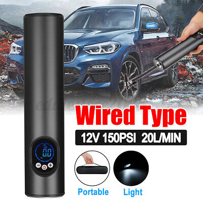 Bicycle Pump Mini Air Bike Bicycle Pump Electric Inflator Rechargeable Air Pump Auto Car Inflatable 12v Multi-Function Compressor Tire Pump