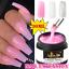 Clear-Pink-White-Quick-Builder-Gel-Nail-Art-Building-Extension-UV-Gel-Glue-30ml thumbnail 3