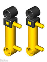 2 Lego Pneumatic Mini Cylinders (technic,pump,air,tank,switch,fittings,hose)