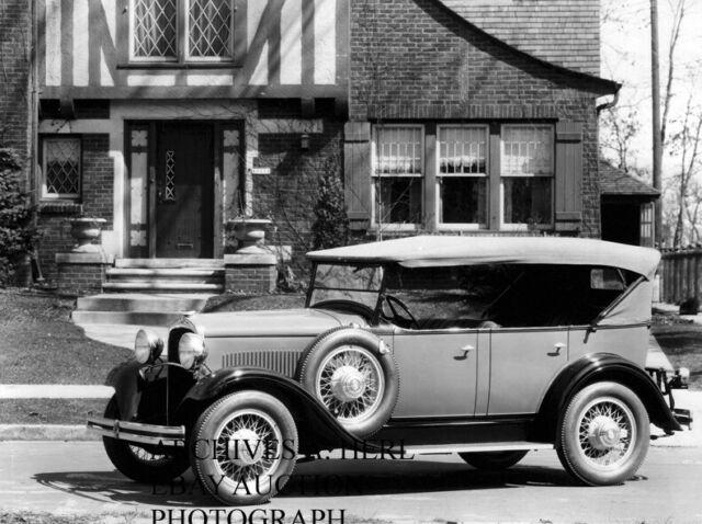 1923 Dodge Touring | Classic Auto Mall |1929 Dodge Touring Car