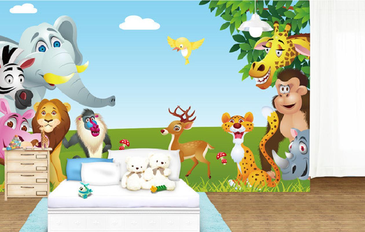 3D Himmel Wiese Tiere 8995 Tapete Wandgemälde Tapeten Bild Familie DE Summer | Das hochwertigste Material  | Erste Gruppe von Kunden  | Haltbar