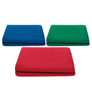 2-6x1-55m-Pool-Table-Cloth-Snooker-Table-Accessories-Felt-For-7ft-8ft
