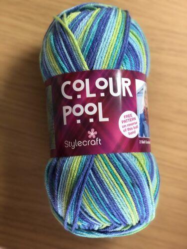 Stylecraft Colour Pool Aran 200g