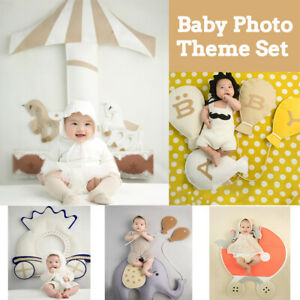 born-Baby-Photo-Theme-Set-Children-Photo-Costume-Outfits-Background-Prop