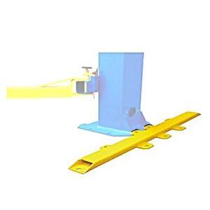 Resultado de imagen de two post lift with base plate