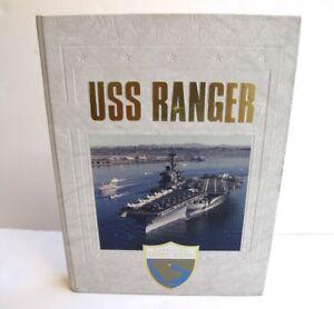 Details about USS RANGER CV-61 1990 1991 OPERATION DESERT STORM CRUISE BOOK  Battle Group Echo