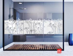 Glasdekor Fenster Sichtschutzfolie Aufkleber Folie Badezimmer Deko Design 414 Ebay