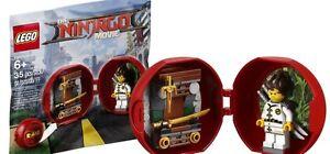 Lego set Ninjago 5004916 Kais Dojo Pod
