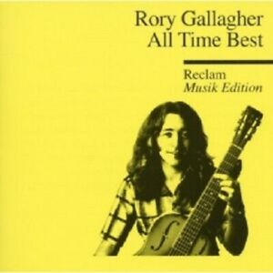 RORY-GALLAGHER-ALL-TIME-BEST-RECLAM-MUSIK-EDITION-9-CD-15-TRACKS-ROCK-NEW
