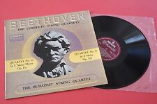 ABL 3133 PHILIPS LP Beethoven The Complete String Quartets No.14 16 Budapest