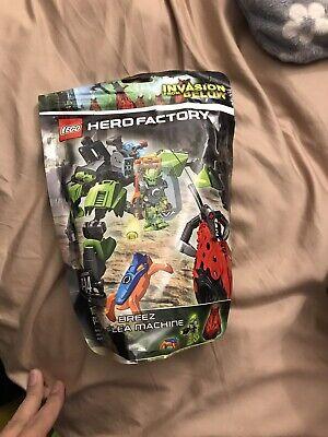 New//Sealed Lego Hero Factory 44027 Invasion From Below Breez Flea Machine