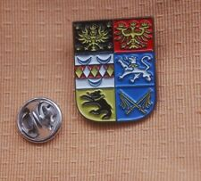 Yantec Wappenpin Mecklenburg Ochsenkopf 20mm Pin Anstecknadel