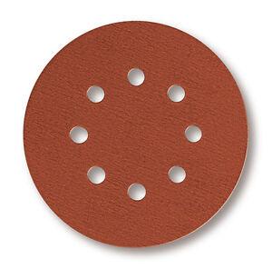 mirka coerse cut schleifscheiben klett 125 mm 8 fach gelocht k rnung w hlbar ebay. Black Bedroom Furniture Sets. Home Design Ideas