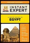 Instant Expert Egypt 0733961225228 With Not Provided DVD Region 1