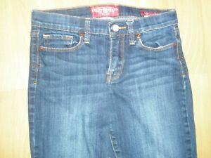 Lucky-Brand-Sofia-Boot-Jeans-Size-6-28
