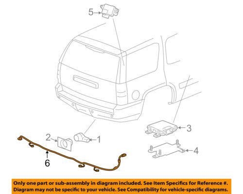 GM OEM Electrical-Harness 22899761