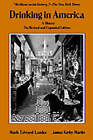 Drinking in America: A History by James Kirby Martin, Mark Edward Lender (Paperback, 1987)